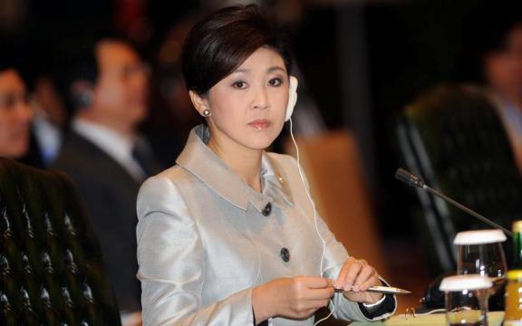 nữ thủ tướng thái, Yingluck Shinawatra