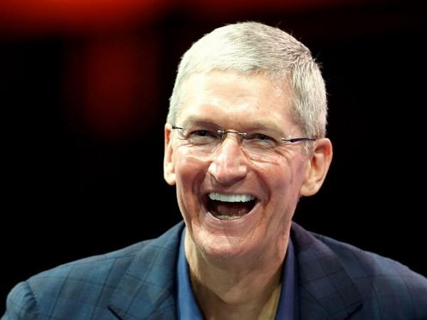 Bill Gates, Tim Cook, từ thiện, gia tài, tạp chí Fortune, Microsoft, tỷ phú công nghệ
