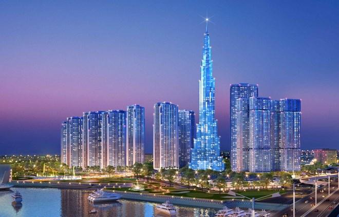 Vingroup, công trình 81 tầng, tòa nhà cao nhất việt nam, xây dựng