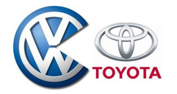 Volkswagen soán ngôi Toyota, Volkswagen, Toyota, xe hơi, xe du lịch