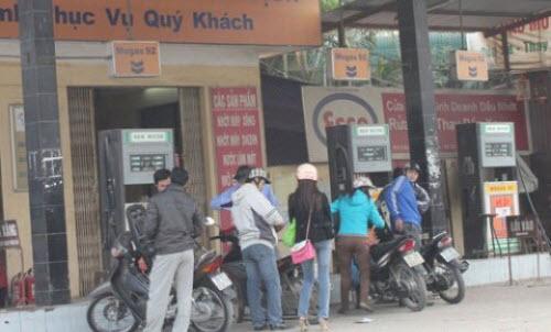 xăng dầu, vi phạm, cây xăng vi phạm, sở công thương Hà Nội, người tiêu dùng, Quản lý thị trường
