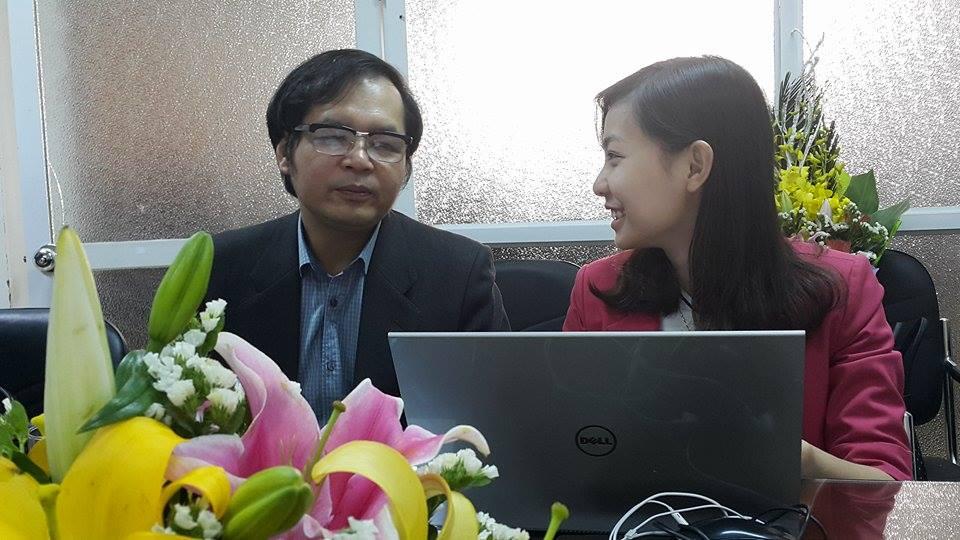 Ông Tô Hoài Nam - Tổng Thư ký Hiệp hội Doanh nghiệp nhỏ và vừa Việt Nam