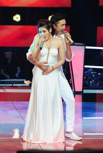 Màn trình diễn đầy tình cảm trong tập 3 vòng đối đầu Giọng hát Việt 2015