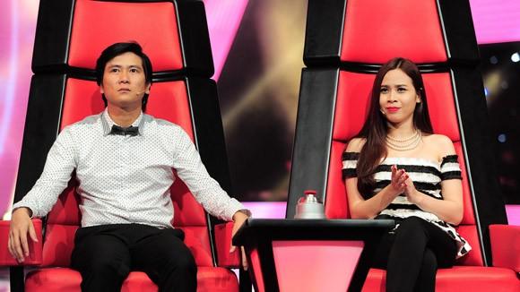 Lưu Hương Giang và Hồ Hoài Anh rất được yêu thích qua chương trình