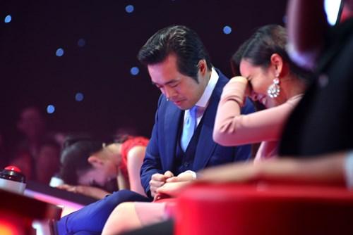 Dương Khắc Linh muốn 'đóng dấu' Lưu Hương Giang ngay trên ghế nóng chương trình Giọng hát Việt nhí 2015