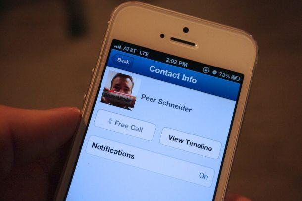 Facebook hé lộ tính năng gọi điện miễn phí cho người dùng Việt Nam