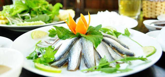 gỏi cá có thể gây tử vong