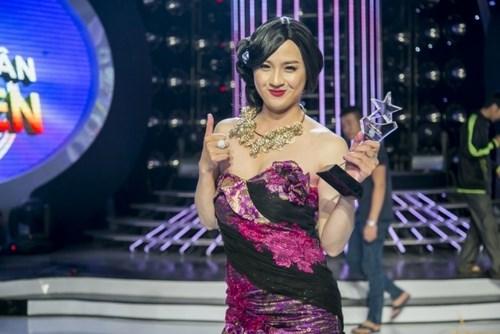 Thanh Duy xuất sắc giành cúp trong đêm thứ 4 chương trình Gương mặt thân quen 2015