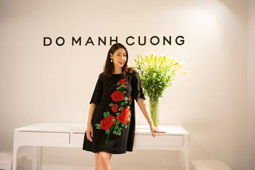 Hình ảnh gần đây của hoa hậu Hà Kiều Anh
