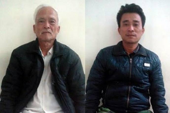 Hai cha con ông lão 70 tuổi đánh chết hàng xóm