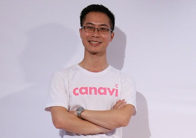 Nguyễn Hoàng Hải sáng lập Canavi.vn vào năm 2015