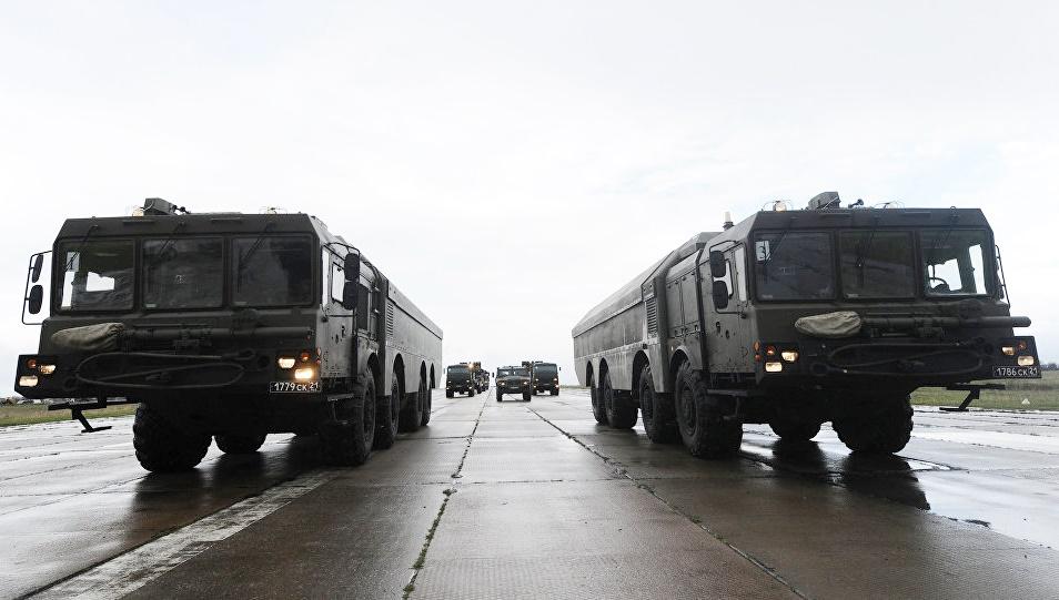 Tổ hợp tên lửa K-300P Bastion-P là một trong những vũ khí chủ lực của Quân đội Nga