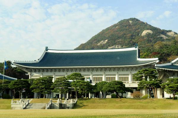 Nhà xanh của Hàn Quốc là 1 trong 5 dinh thự Tổng thống lớn nhất thế giới