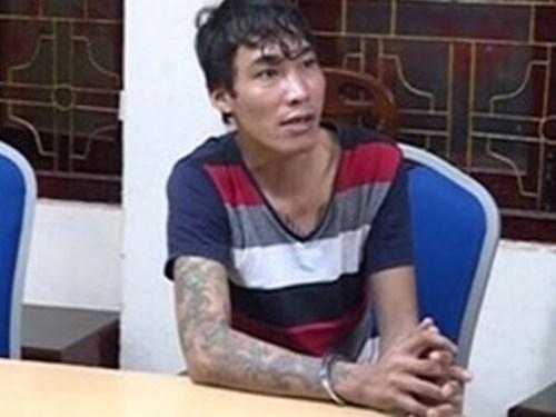 Đối tượng Hoàng Văn Linh đã khống chế, dọa giết 2 cháu bé trong cơn 'ngáo đá'