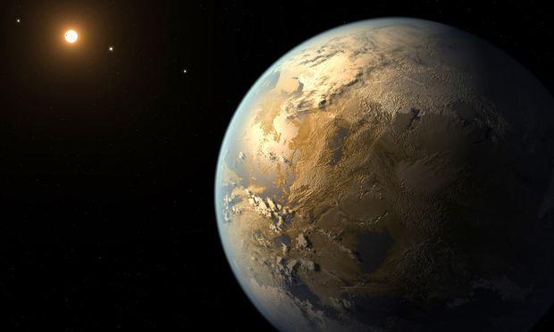 Kepler 438b được coi là hành tinh giống Trái Đất nhất
