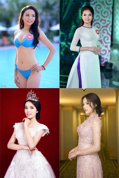 Nhiều người từng cho rằng hoa hậu Kỳ Duyên không xứng đáng với vương miện hoa hậu