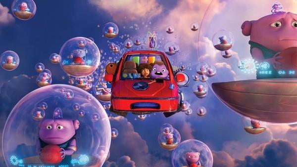 Thế giới nhân vật của 'Hành trình trở về' đang dần mở rộng và càng ngày càng mang lại nhiều bất ngờ thú vị cho khán giả