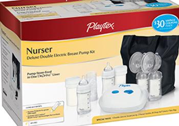 thu hồi máy hút sữa Playtex
