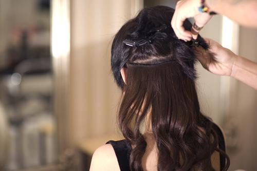 Chăm sóc tóc nối