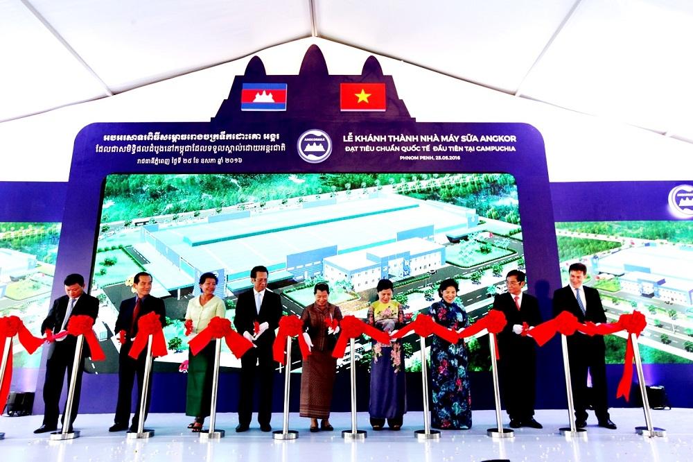 Vinamilk là thương hiệu hàng đầu Việt Nam
