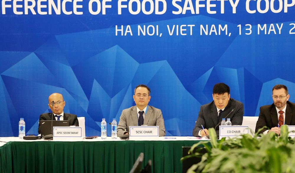 Diễn đàn APEC FSCF: Thúc đẩy kiểm soát an toàn thực phẩm - ảnh 1
