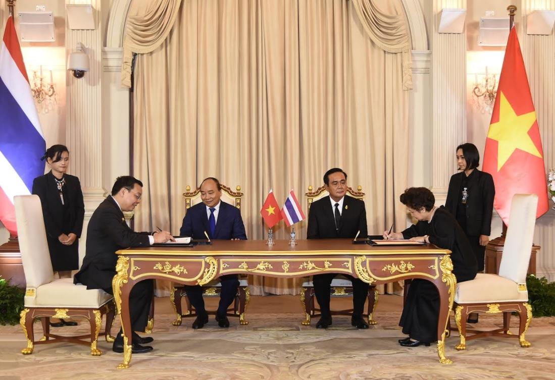 Việt Nam - Thái Lan ký hiệp định về hợp tác khoa học, công nghệ và đổi mới sáng tạo - ảnh 1