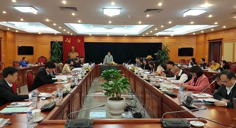 Bộ KHCN dẫn đầu về sô lượng xây dựng Tiêu chuẩn Việt Nam - ảnh 2