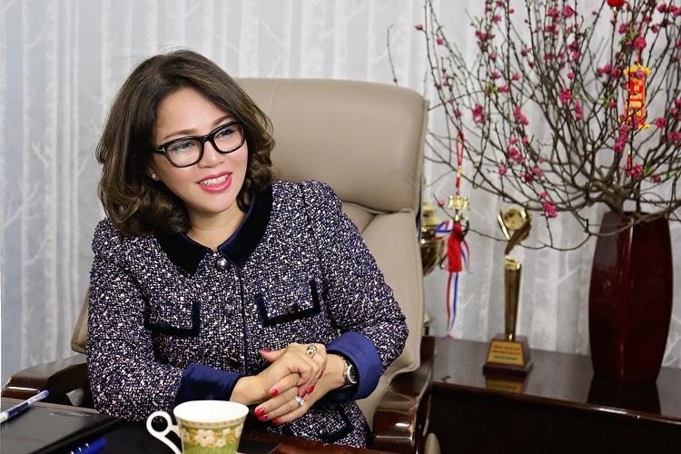 Doanh nhân Nguyễn Thị Dung: Để thành công phải kiên định - ảnh 1