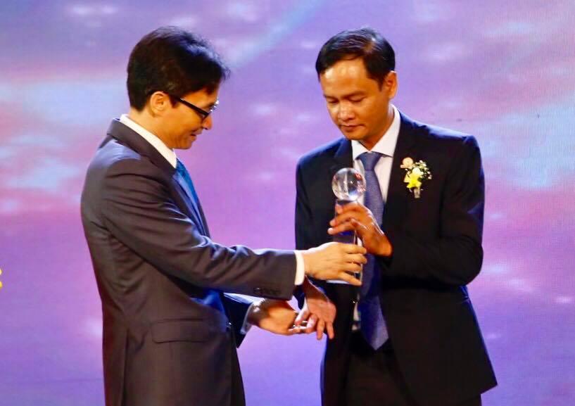 Vinh danh các DN đạt Giải thưởng Chất lượng Quốc gia, Chất lượng Châu Á - Thái Bình Dương 2017 - ảnh 4