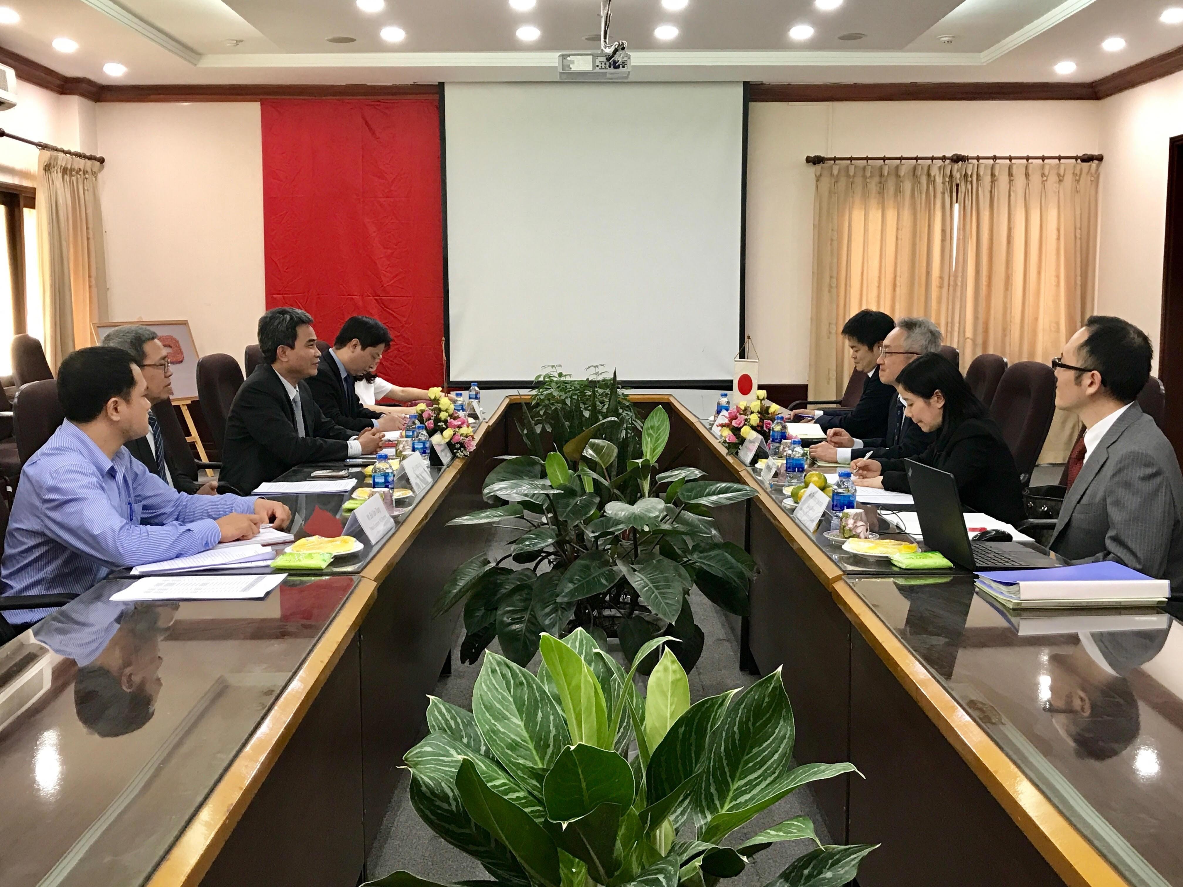 Việt Nam - Nhật Bản triển khai các hoạt động hợp tác về sở hữu trí tuệ - ảnh 1