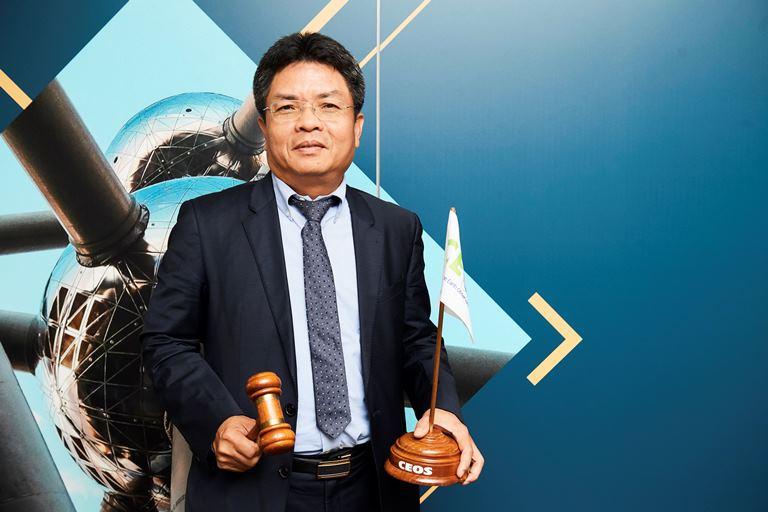 PGS.TS Phạm Anh Tuấn - Tổng Giám đốc Trung tâm Vũ trụ Việt Nam đảm nhận vị trí Chủ tịch Ủy ban Vệ tinh quan sát Trái Đất 2019