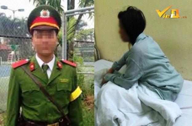 học viên trường cảnh sát nhân dân hiếp dâm nữ sinh