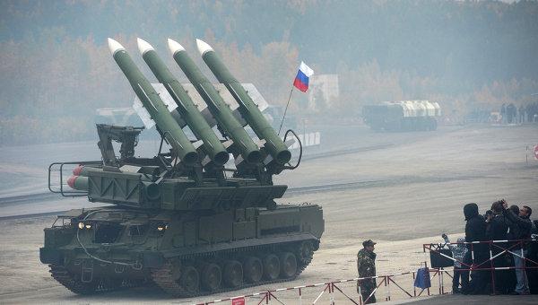 Hệ thống tên lửa BUK-M3 hiện là phiên bản mạnh nhất của hệ thống BUK