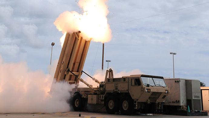 Hệ thống tên lửa đánh chặn THAAD sở hữu khả năng tiêu diệt mục tiêu cực kỳ chính xác