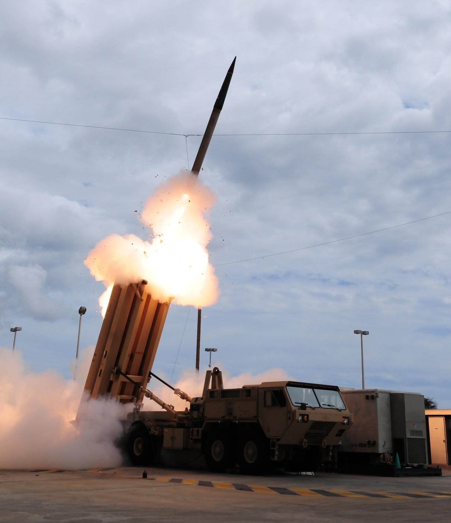 Việc triển khai hệ thống tên lửa THAAD tại Hàn Quốc đã bị tạm hoãn