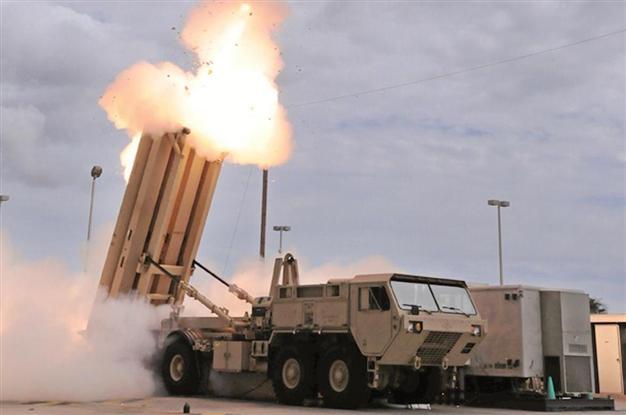 Hệ thống tên lửa THAAD do tập đoàn Lockheed Martin của Mỹ, sản xuất