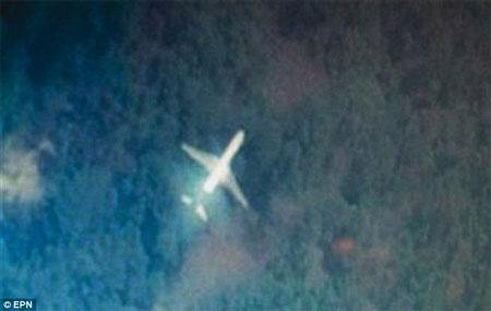 Chiếc máy bay còn nguyên vẹn sau 45 năm vẫn là một hiện tượng bí ẩn không lời giải đáp
