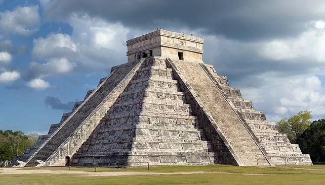 Kim tự tháp Maya có thiết kế để tạo ra hiện tượng bí ẩn tiếng hót chim đuôi seo
