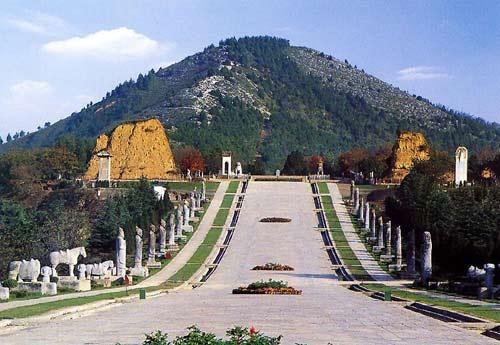 Lăng mộ Võ Tắc Thiên ẩn chứa khá nhiều hiện tượng bí ẩn