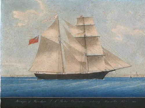 Có vô số câu chuyện về những hiện tượng bí ẩn quanh con tàu Mary Celeste