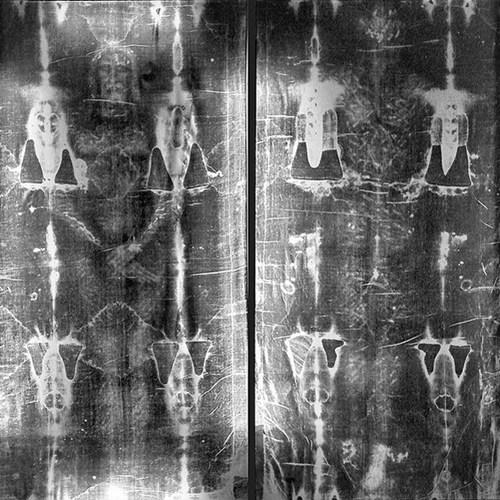 Tấm vải liệm mang hình khuôn mặt chúa là một hiện tượng bí ẩn