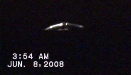 Nhiều đoạn clip đã ghi lại được hiện tượng bí ẩn ở Thổ Nhĩ Kỳ năm 2008 này
