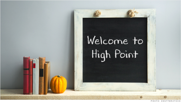 Ý tưởng Kinh doanh Hội chợ nội thất High Point thành công khiến hoạt động này được ví như