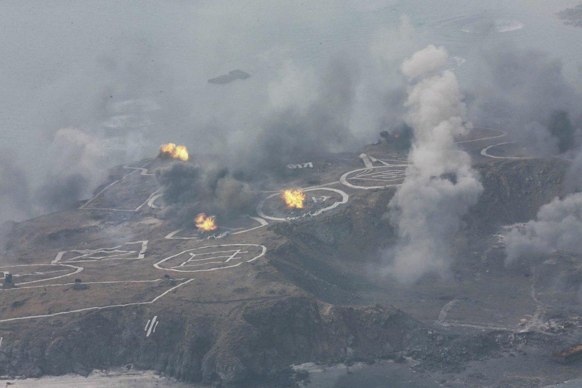 Không lực Triều Tiên sở hữu khoảng 1.300 máy bay các loại, chiếc mới nhất có được vào năm 1999.