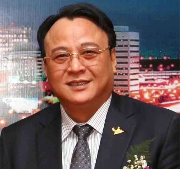 Đại gia Tân Hoàng Minh, ông Đỗ Anh Dũng là người sáng lập, Chủ tịch kiêm Tổng giám đốc của tập đoàn.