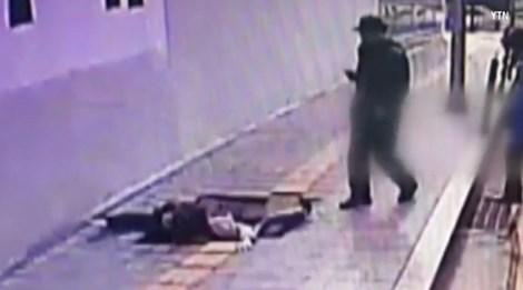 Hố tử thần bất ngờ xuất hiện trên đường phố Seoul này có độ sâu tới 3 mét