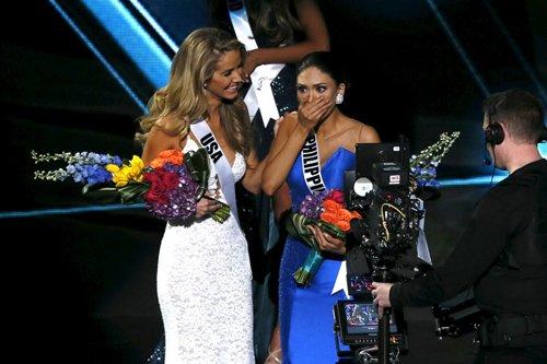 Hoa hậu Hoàn vũ người Mỹ liên tục bị dọa giết