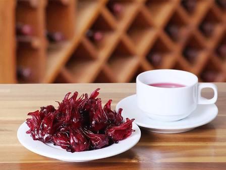 Hibiscus góp phần giải nhiệt, nâng cao sức đề kháng