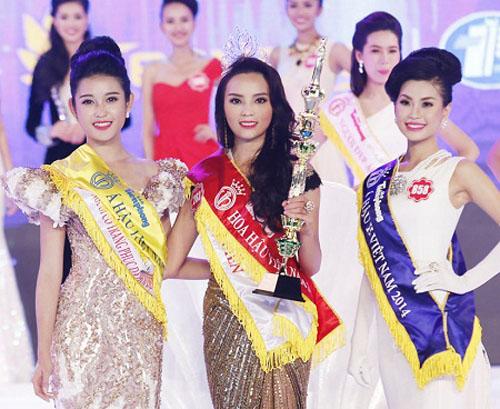Hoa hậu Việt Nam 2014