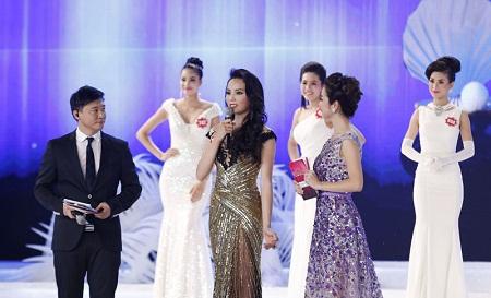 Tân Hoa hậu Việt Nam 2014 Nguyễn Cao Kỳ Duyên